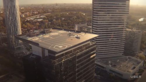 Uber Elevate will see vertical take off and landing aircraft transport thousands.