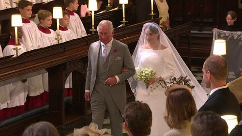 The couple's wedding was a mix of tradition and a modern touch, including a heartfelt speech from Prince Charles.