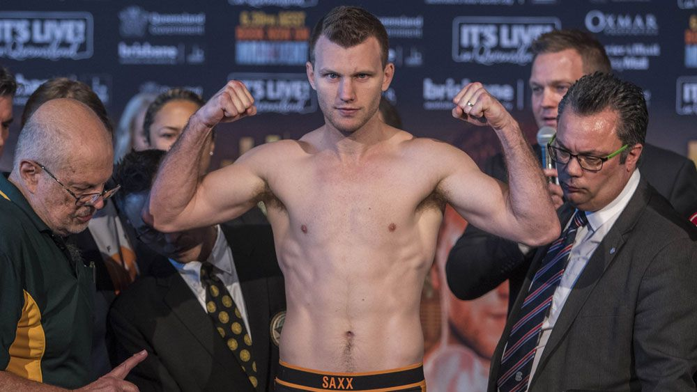 Jeff Horn comes on strong late, halts Gary Corcoran in messy affair