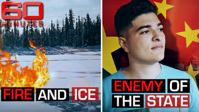 Enemy of the state, Fire and ice