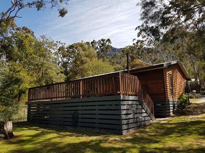 Algona Views, Halls Gap, Victoria