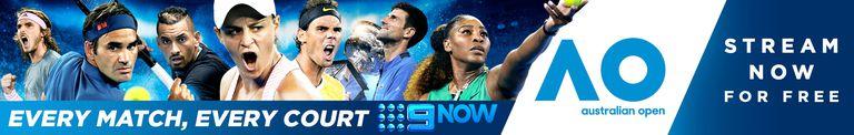 New Australian Open banner