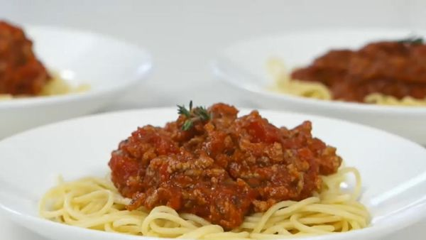 The secret to the perfect bolognese