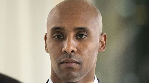 Mohamed Noor was convicted over the shooting of Justine Ruszczyk.