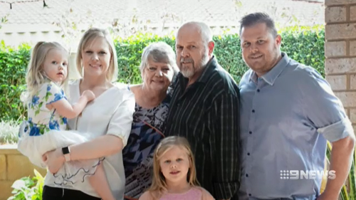 Rhonda Luplau's family are desperate to get the terminally ill woman home before her health worsens.