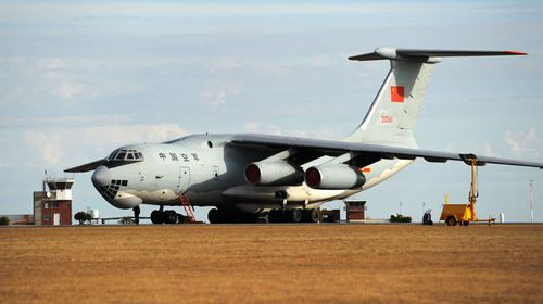 Chinese search planes 'to save the day'