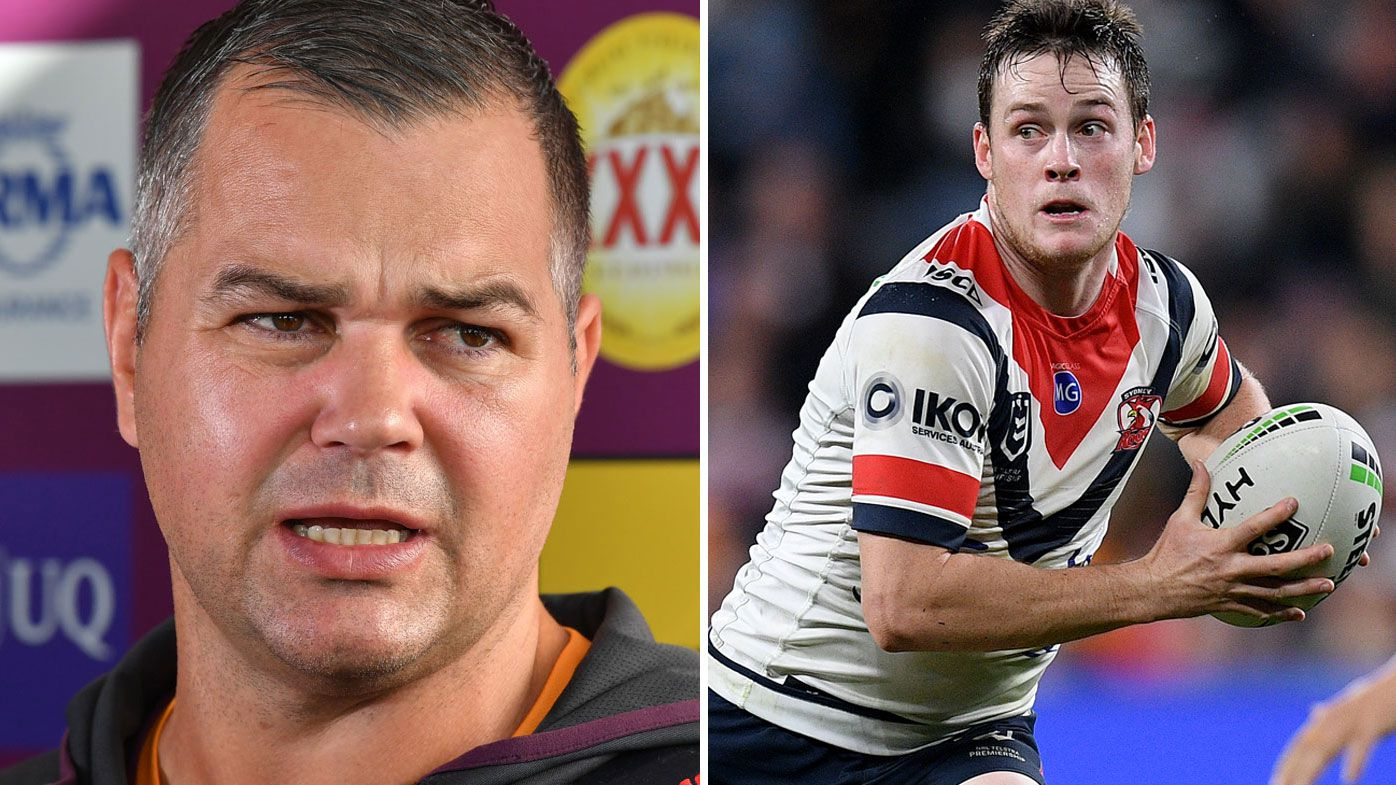 'I probably shouldn't have said that': Anthony Seibold apologises for Luke Keary, Darius Boyd comparison