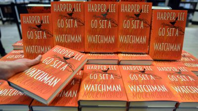 The release of Lee's second novel Go Set a Watchman 55 years after To Kill A Mockingbird was one of the most anticipated events in literary history. (AAP)