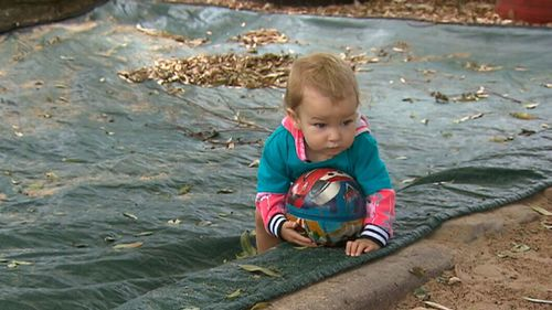 The decision to increase wages in the childcare industry lies with the Fair Work Commission. (9NEWS)