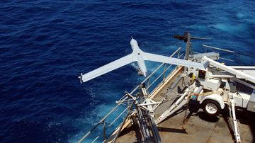 A total of 34 ScanEagle drones made by Boeing Co have been sold to the governments of Malaysia, Indonesia, the Philippines and Vietnam.