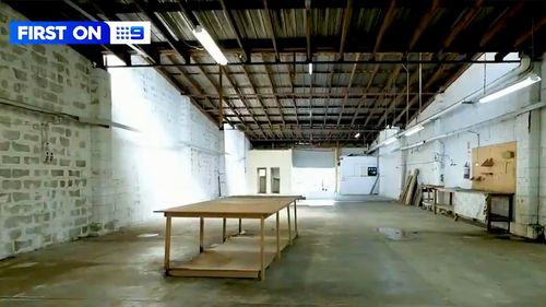 """The """"blank slate"""" Miami warehouse saw over a dozen interested buyers vying for the unique location."""