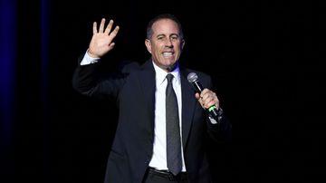 Seinfeld proves he's still got it on Adelaide leg of Australian tour
