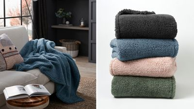 Super soft throws