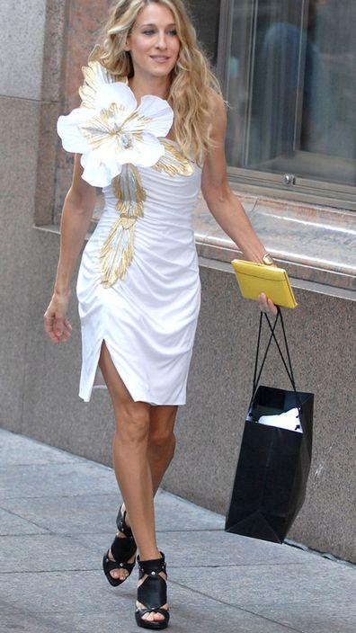 Sarah Jessica Parker Unveils A Bridal Gown Range 9style