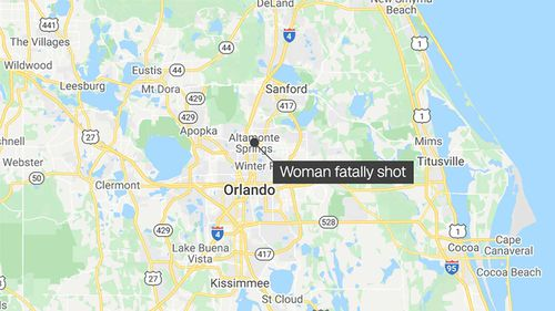 A woman was fatally shot by a toddler during a Zoom call in Florida.