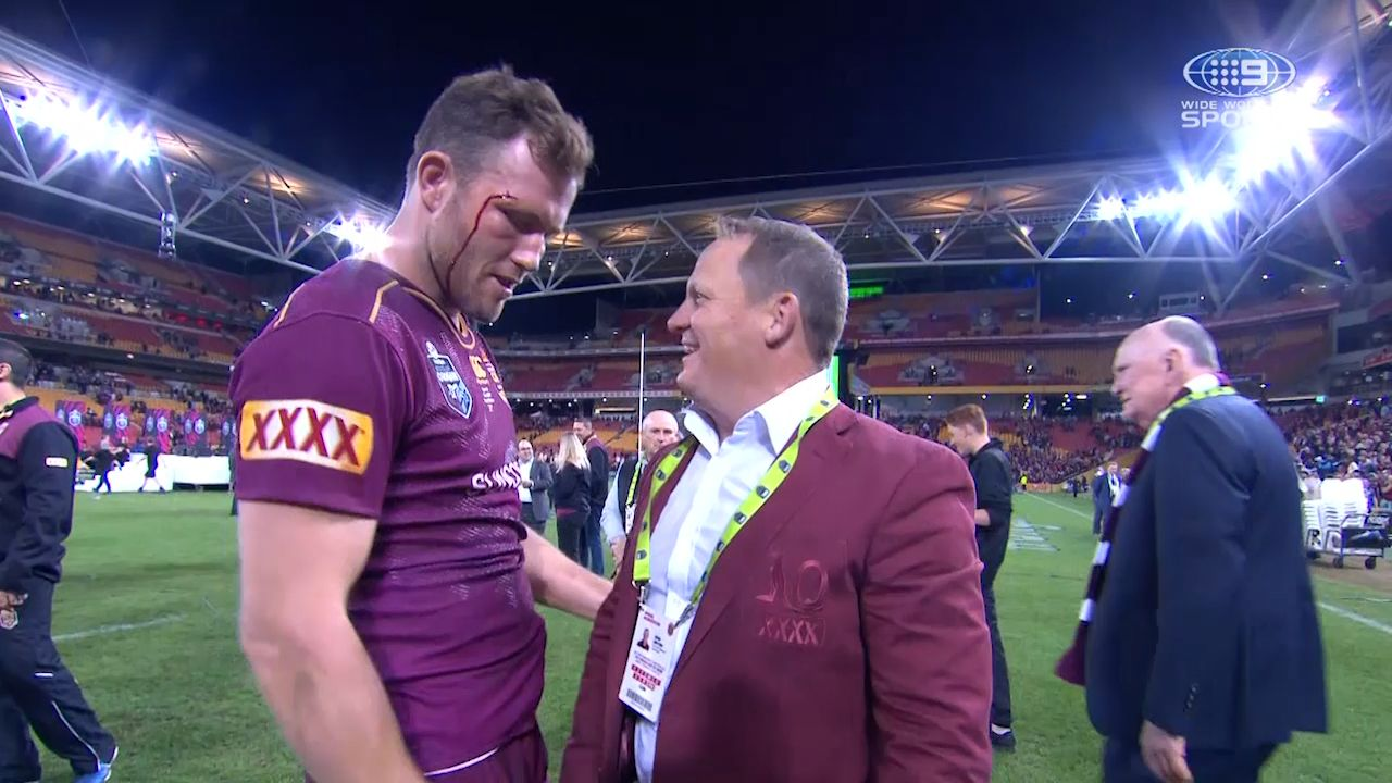 EXCLUSIVE: Wally Lewis endorses Kevin Walters to be next head coach at Brisbane
