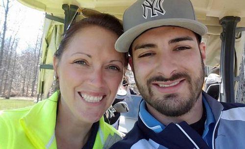 Newlyweds Erin McGowan and Shane McGowan, were among those killed.