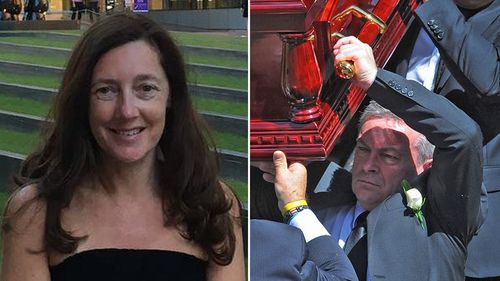 Ristevski was last seen by her husband, who continues to deny any involvement in her death. (AAP)