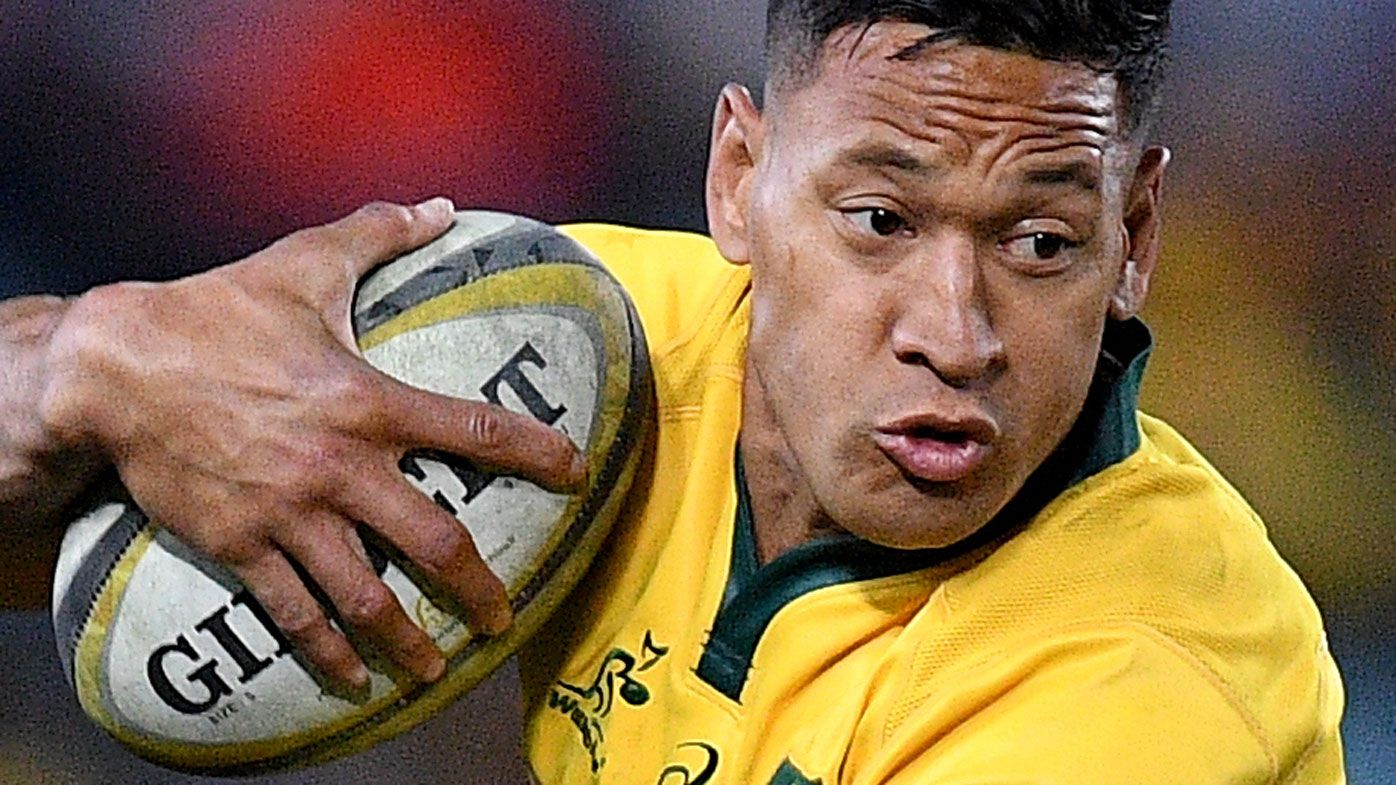 Rugby Australia's Israel Folau court battle jeopardised by Cheika-Castle stoush