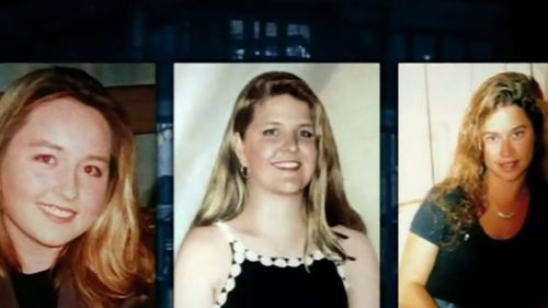 Former Telstra worker Bradley Robert Edwards, 50, is accused of murdering Sarah Spiers, 18, Jane Rimmer, 23, and Ciara Glennon, 27, who were all last seen in the entertainment strip of the affluent Perth suburb in 1996 and 1997.