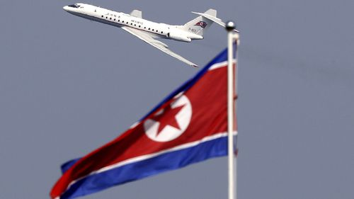 There's a fine line between North Korea's military and its private sector.