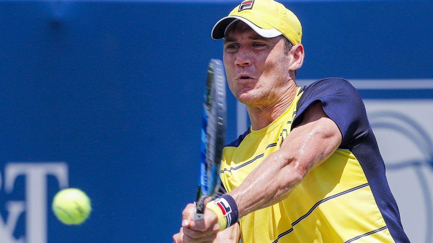 Matthew Ebden romps into Atlanta Open semi-finals with win over Marcos Baghdatis