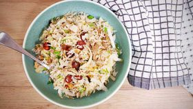 Easy fried rice better than take away