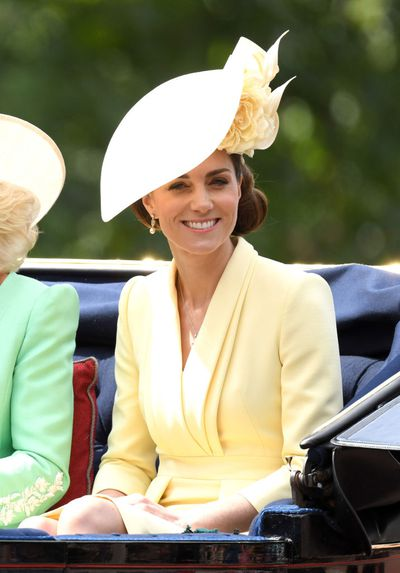 Trooping the Colour: Kate Middleton