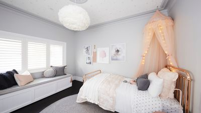 """It is """"one of the best kid's rooms"""" that Shaynna has ever seen."""