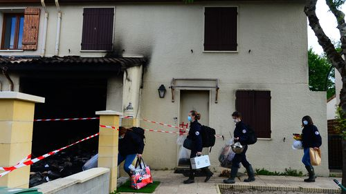 French woman shot and burned by her estranged husband as anger builds over femicides