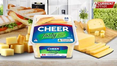 Coon Cheese, has been reborn as Cheer Cheese