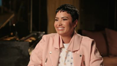 Demi Lovato opens up about exploring her queerness