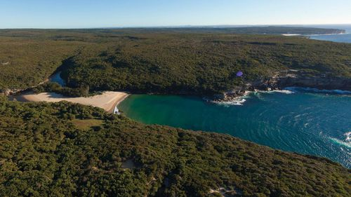 Fisherman critical after being swept off rocks in Royal National Park