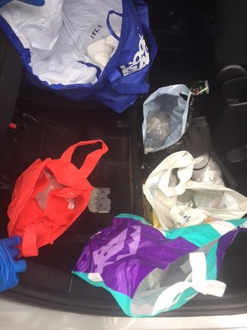The drugs were found in the northern beaches suburb of Queenscliff. (AAP)