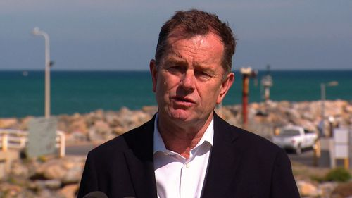 Primary Industries Minister, Tim Whetstone, told 9News the ban is necessary.