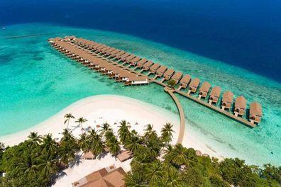 World's Best Beach or Coastal Hotel: Reethi Faru Resort, Filaidhoo, Maldives