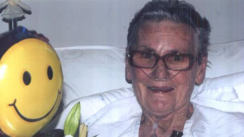 Alma Smith died in the fire. (AAP)
