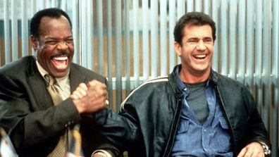 Mel Gibson, Danny Glover, Lethal Weapon
