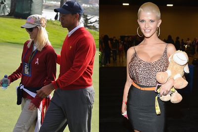 Now this is just plain weird. Tiger Woods sent porn star Joslyn James some of the strangest sexy texts we've ever seen back in 2010... so strange, we can't even divulge details in this slideshow. <br/><br/>Let's just say the pro-golfer has erm, specific fetishes. <br/><br/>We feel REALLY sorry for ex-wife Elin Nordegren. <br/>