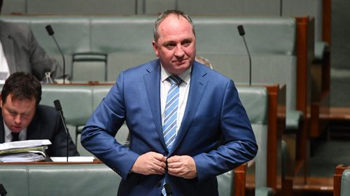 Ex-Nationals leader Barnaby Joyce was yesterday made special envoy for drought assistance and drought recovery.