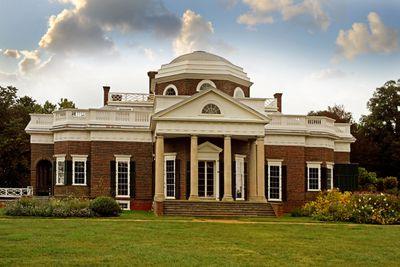 <strong>Thomas Jefferson: Monticello, Virginia</strong>