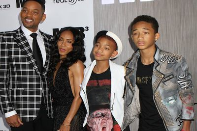 Will and Jada Smith are obviously quite fond of their own names, christening their precocious offspring Willow and Jaden. At the age of just four, Jaden had a cameo in the 2002 sequel of <i>Men in Black</i>, following this up with an award-winning role starring alongside his real-life daddy in <i>The Pursuit of Happyness</i>. Most recently, little sis Willow, 11, has launched her hip-hop career by signing to Jay-Z's record label.