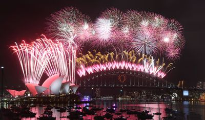 Revellers will have high expectations for this year's fireworks, after a stunning 2014 display. (Getty)