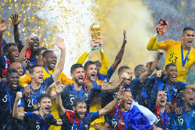France are the World Cup champions for 2018.