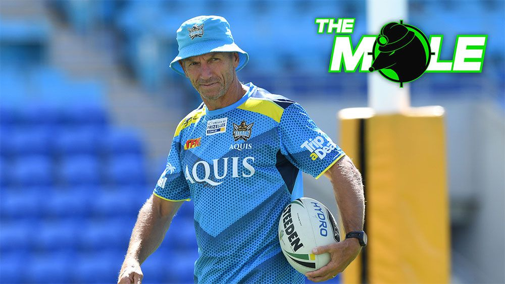 Adrian Lam a shock contender to replace coach Neil Henry at Gold Coast Titans