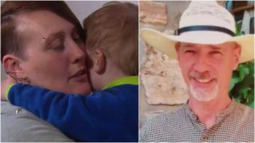 Widow of motorcyclist killed by car makes heartbreaking plea