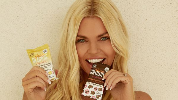 Sophie Monk's new snack range is out