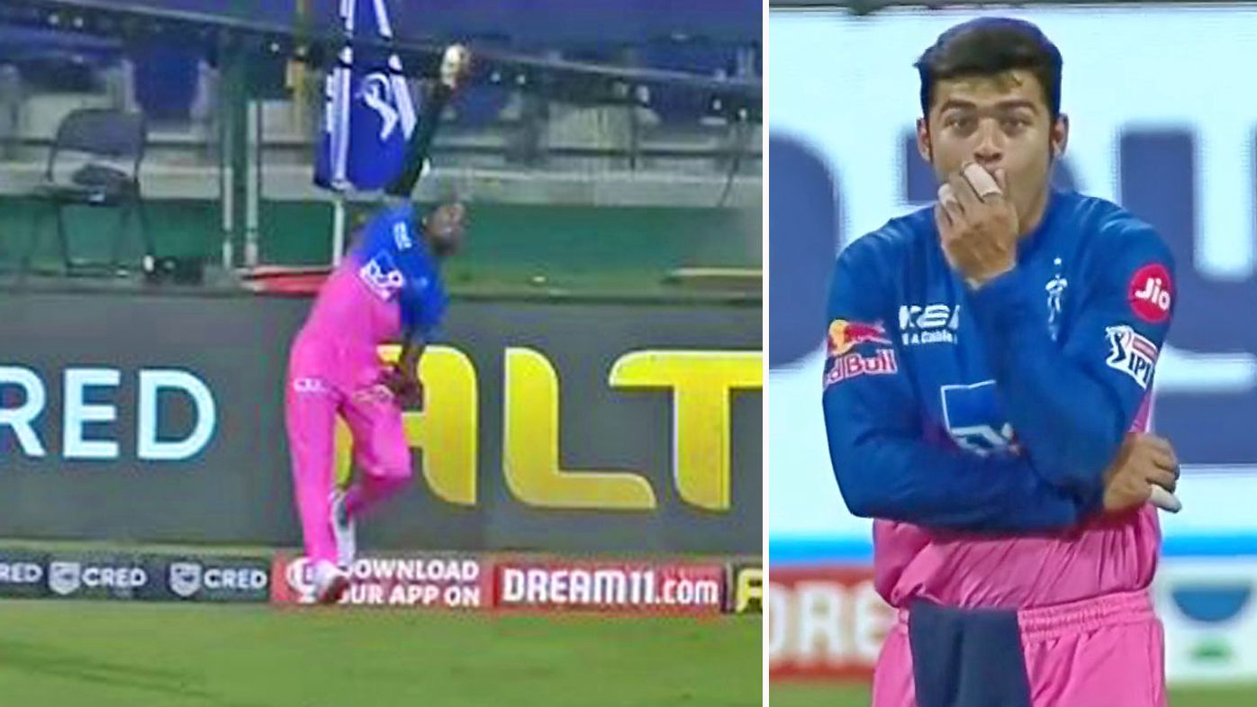 Jofra Archer takes breathtaking 'catch of the season' for Rajasthan Royals