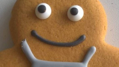 """Earlier this year UK supermarket chain Co-op Food announced the launch of a new gingerbread """"person""""."""