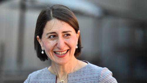 Gladys Berejiklian Political news